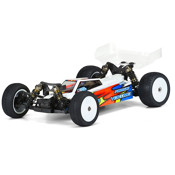 Proline Axis Lightweight Body Clear For Yokomo Yz-4