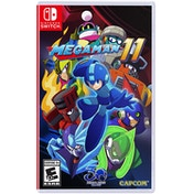 Mega Man 11 Nintendo Switch Game