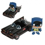 1966 Batmobile (DC Comics) Funko Pop! Vinyl Figure