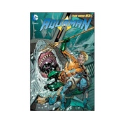 DC Comics Aquaman Volume 5 Sea Of Storms New 52 Paperback