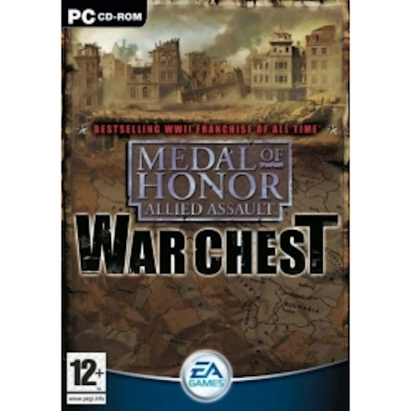 Medal Of Honor Allied Assault War Chest Game PC