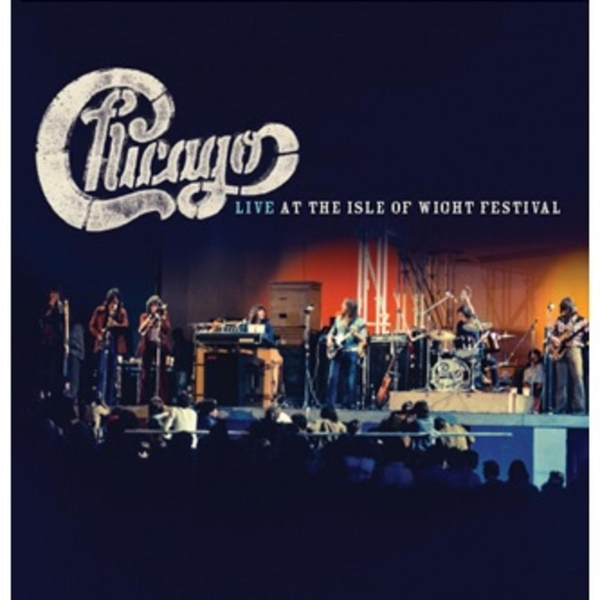 Chicago - Live At The Isle Of Wight Festival Vinyl