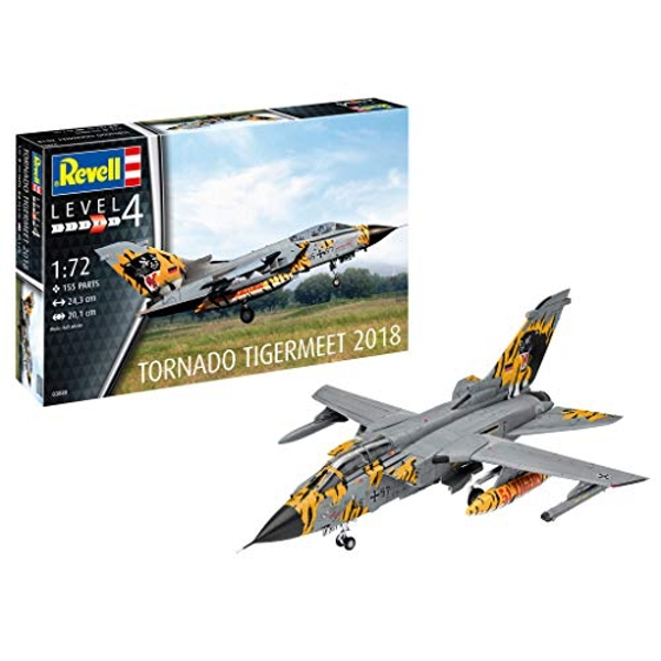 Tornado ECR Tigermeet 2018 Revell Model Kit