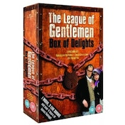 League Of Gentlemen Box Set: Live At Drury Lane & Apocalypse & Are Behind You DVD