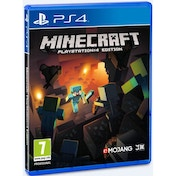 (Trade Special) Minecraft PS4 Game