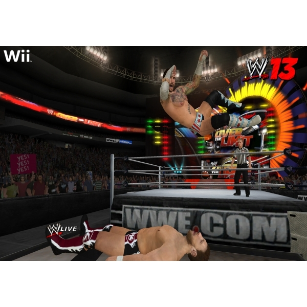 WWE 13 Game Wii - Image 3