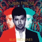 Robin Thicke - Blurred Lines CD