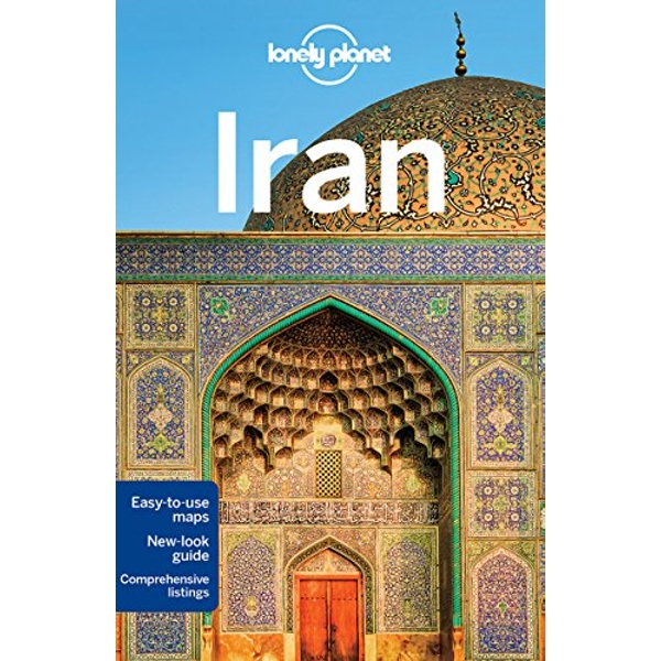 Lonely Planet Iran by Lonely Planet (Paperback, 2017)