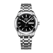 Rotary GB90173/04 Quartz Legacy Gents Bracelet Stainless Steel Watch