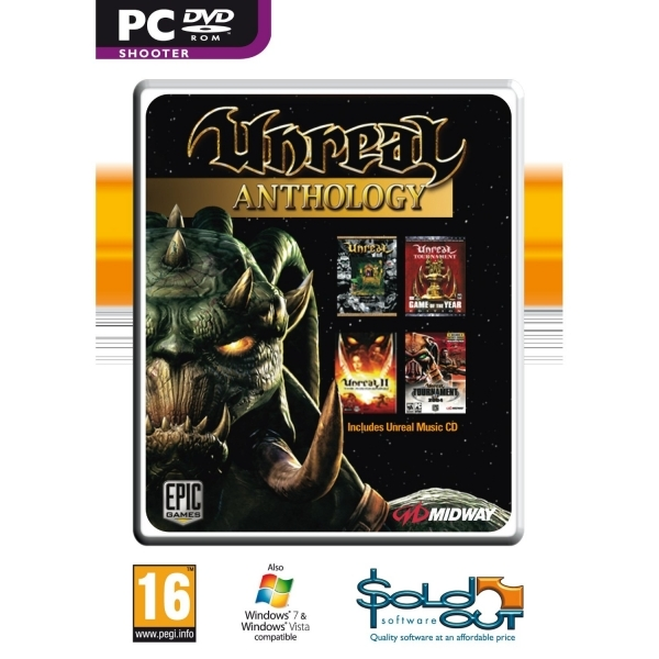 Unreal Anthology Game PC
