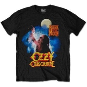 Ozzy Osbourne - Bark at the moon Men's Small T-Shirt - Black
