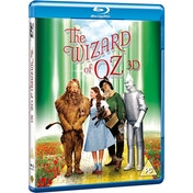 The Wizard of Oz - 75th Anniversary Edition Blu-ray 3D   Blu-ray (1939)