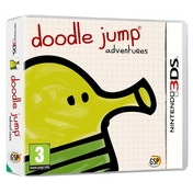 Doodle Jump Adventures 3DS Game