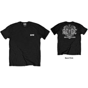 AC/DC - Black Ice Men's XX-Large T-Shirt - Black