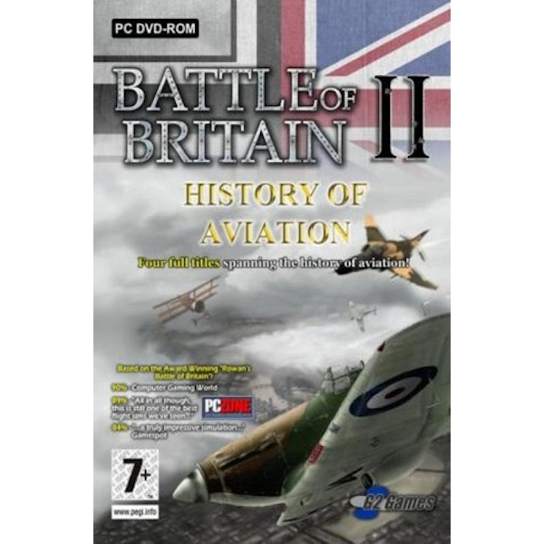 Battle of Britain 2 History of Aviation PC Game