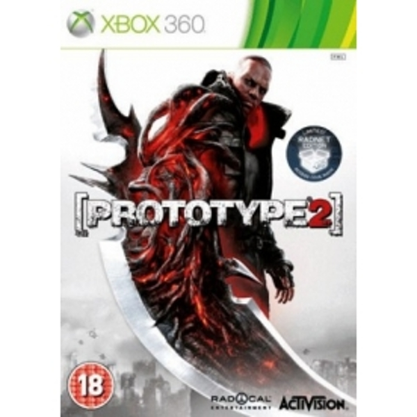 Prototype 2 Radnet Limited Edition Game Xbox 360