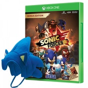 Sonic Forces Bonus Edition + Sonic Hat Xbox One Game