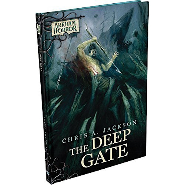 Arkham Horror Files: The Deep Gate