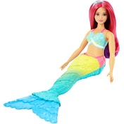Barbie Dreamtopia Rainbow Cove Mermaid Doll