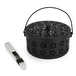 Metal Incense Holder | Insect Repellent | Home Fragrance | M&W Black - Image 5