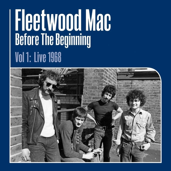 Fleetwood Mac - Before The Beginning (1968-1970 Live & Demo Sessions) Vinyl