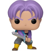 Trunks (Dragon Ball Z) Funko Pop! Vinyl Figure #702