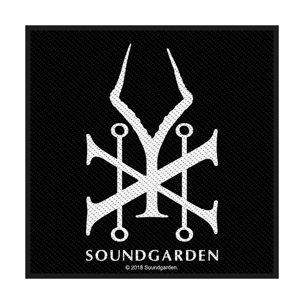 Soundgarden - King Animal Standard Patch