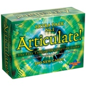Articulate Extra Pack 1 Board Game