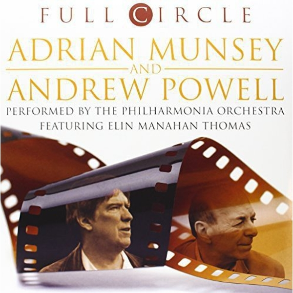 Adrian Munsey / Andrew Powell & The Philharmonia Orchestra - A. Munsey & A. Powell: Full Circle Vinyl