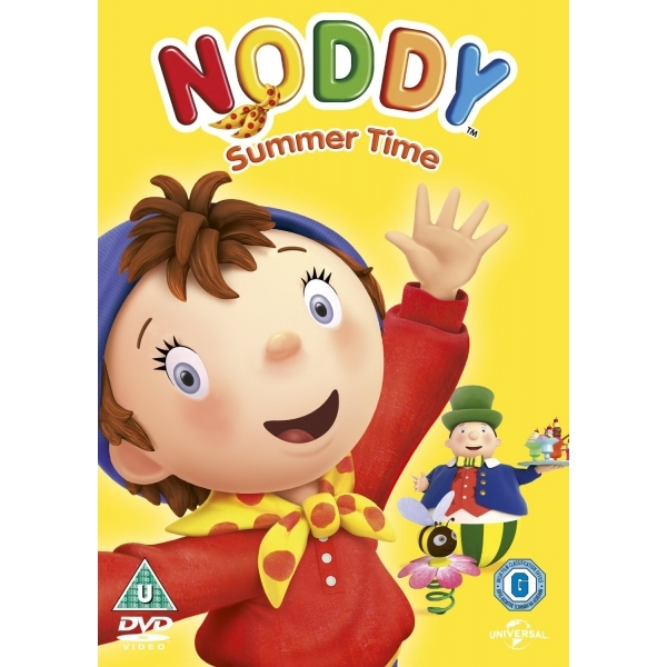 Noddy in Toyland - Summer Time DVD