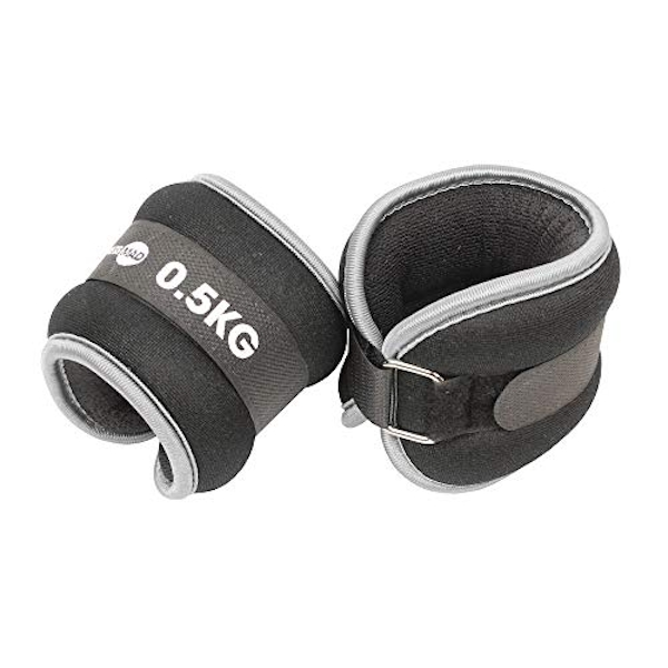 Fitness Mad Neo Wrist/Ankle Weights (Pair) (2 x 2Kg)