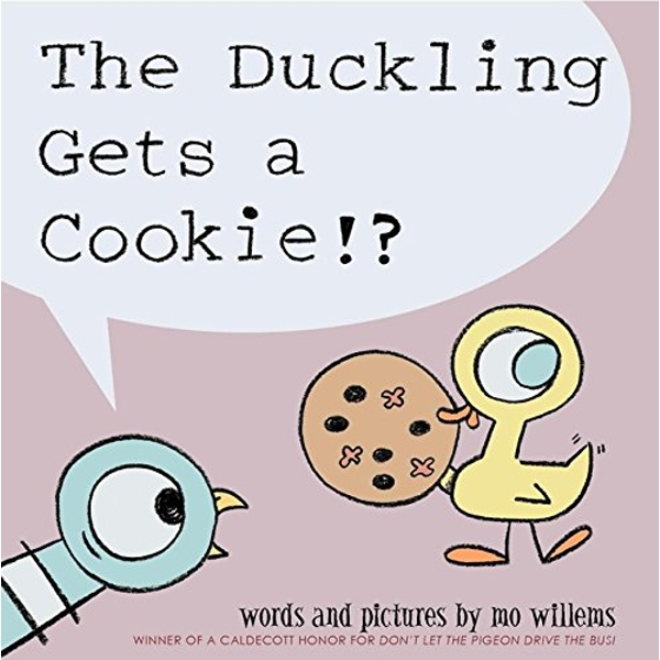 The Duckling Gets a Cookie!? by Mo Willems (Paperback, 2012)