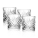 Set of 4 Tumbler Set & Whiskey Decanter | M&W - Image 3