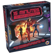15 Minutes to Self-Destruct Board Game