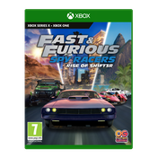 Fast & Furious Spy Racers Rise of SH1FT3R Xbox One | Series X Game