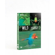 Wild South America Andes To Amazon DVD