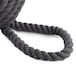 Rope Knot Door Stop | M&W Grey - Image 5