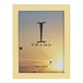 """5"""" x 7"""" - iFrame Silver Plated Yellow Epoxy Photo Frame - Image 2"""