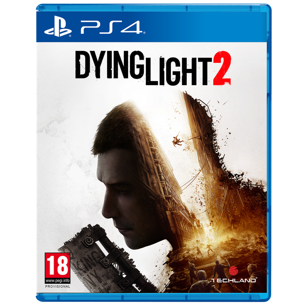 Dying Light 2 PS4 Game