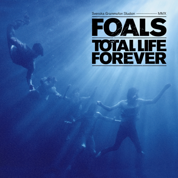 Foals ‎- Total Life Forever Cassette