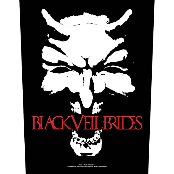 Black Veil Brides - Devil Back Patch