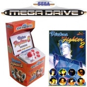 Sega Mega Drive Virtua Fighter 2 Arcade Nano