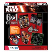 Star Wars 6-in-1 Game