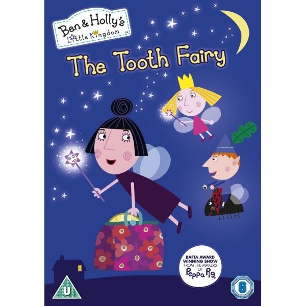 Ben And Holly's Little Kingdom - The Tooth Fairy Vol. 3 DVD