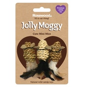 Rosewood Jolly Moggy Catnip Mini Mice