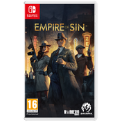 Empire of Sin Day One Edition Nintendo Switch Game