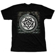 HIM Album Symbols Mens TS: Medium