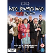 Mrs Brown's Boys - Really Big Box DVD