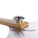 Stainless Steel Pizza Peel with Rotating Handle | M&W - Image 3