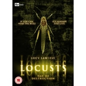 Locusts - Day Of Destruction DVD
